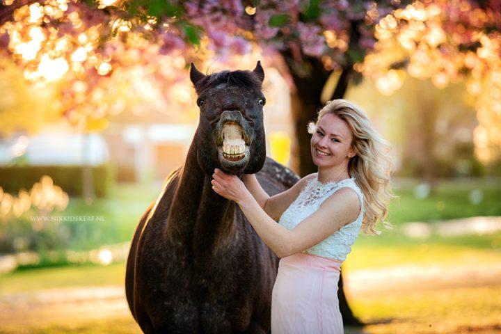 Paardenfotoshoots: de bloopers