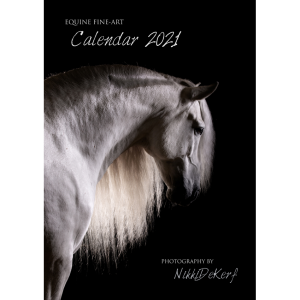Cover paardenkalender 2021
