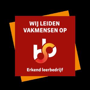 Logo SBB voor erkend leerbedrijf